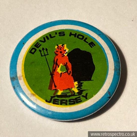 Devil's Hole Jersey Badge
