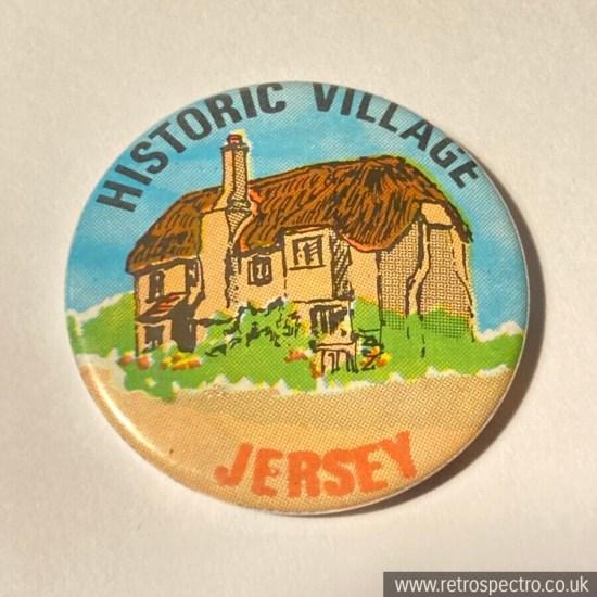 Historic Village Jersey Badge