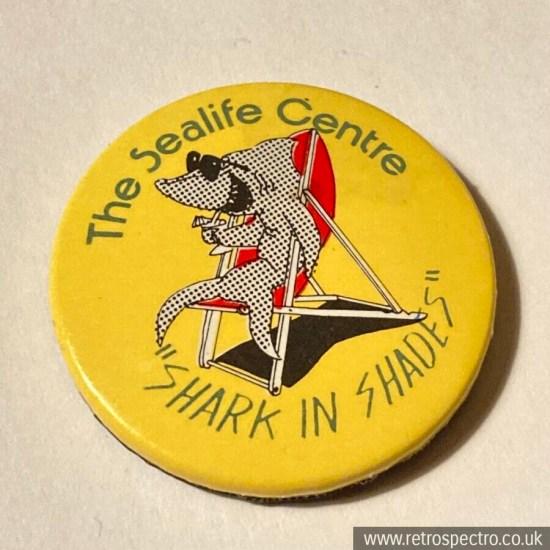 Sealife Centre Badge