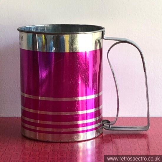 Nutbrown Vintage Flour Sifter Cup
