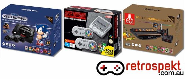 Nintendo Classic Mini SNES announced…but don't forget Atari