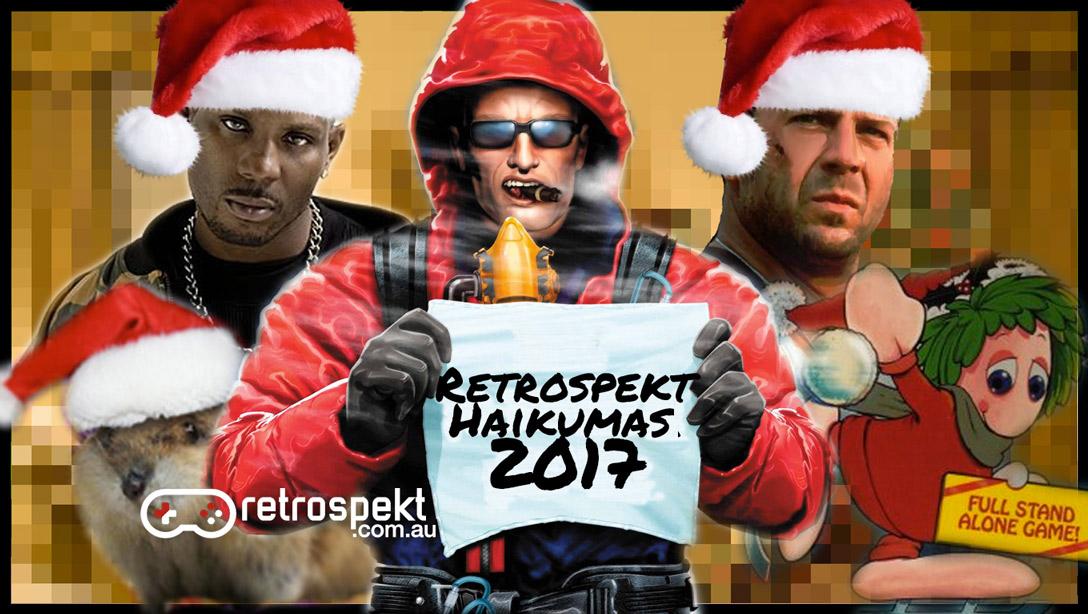 Retrospekt Videogame Haikumas 2017