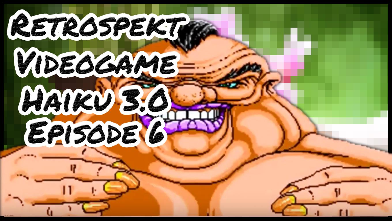 Retrospekt Videogame Haiku 3.6