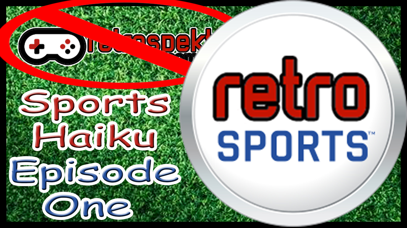 Retrospekt.com.au is now Retrosports.com.au! Sports Haiku Episode One!