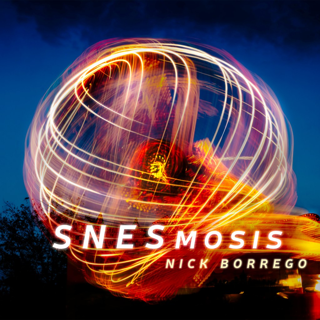 SNESmosis by Nick Borrego - Album Cover