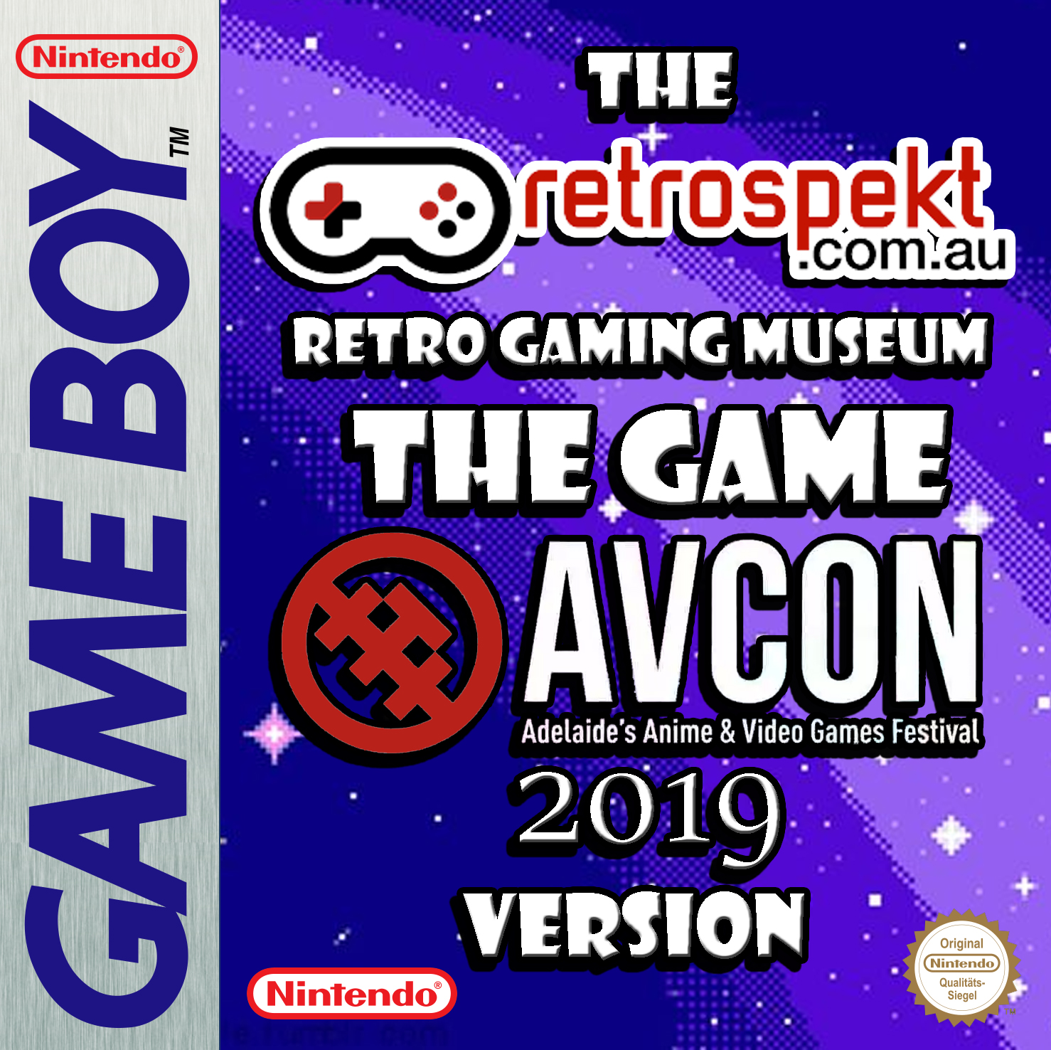The Playable Retrospekt Game Boy Game!
