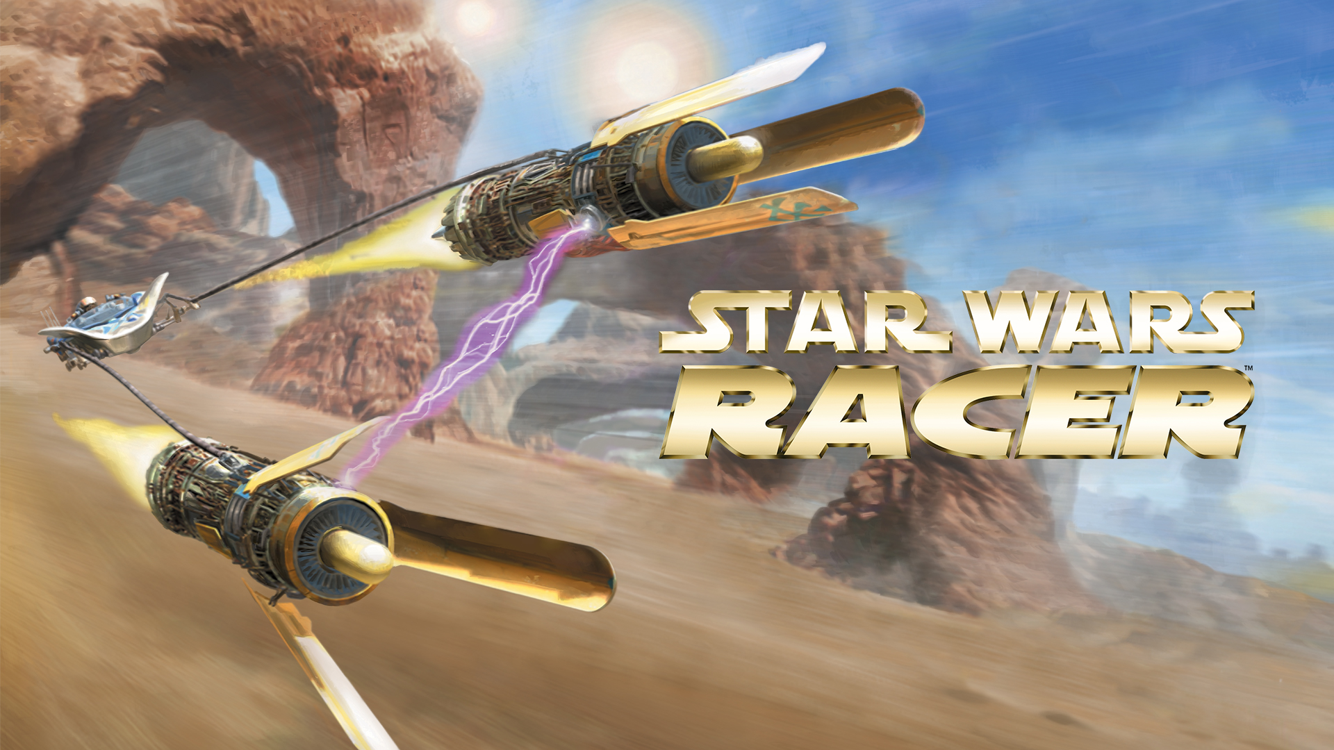 Star Wars Epiosde 1: Racer – Nintendo Switch Review