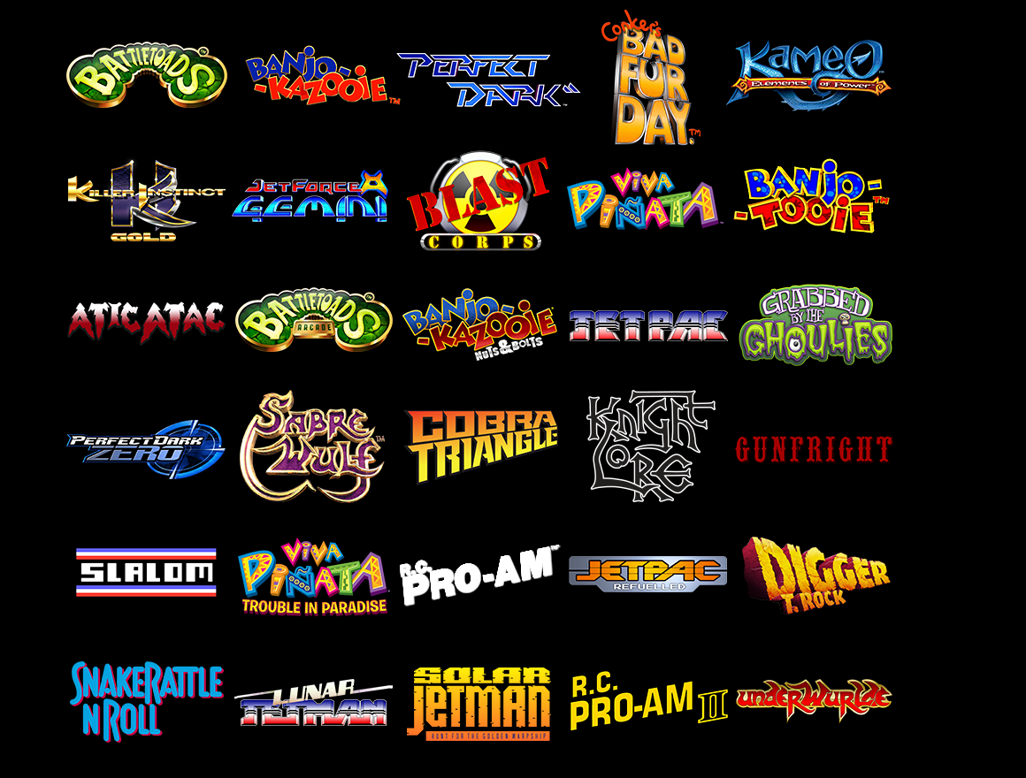Rare Replay – Xbox One Review