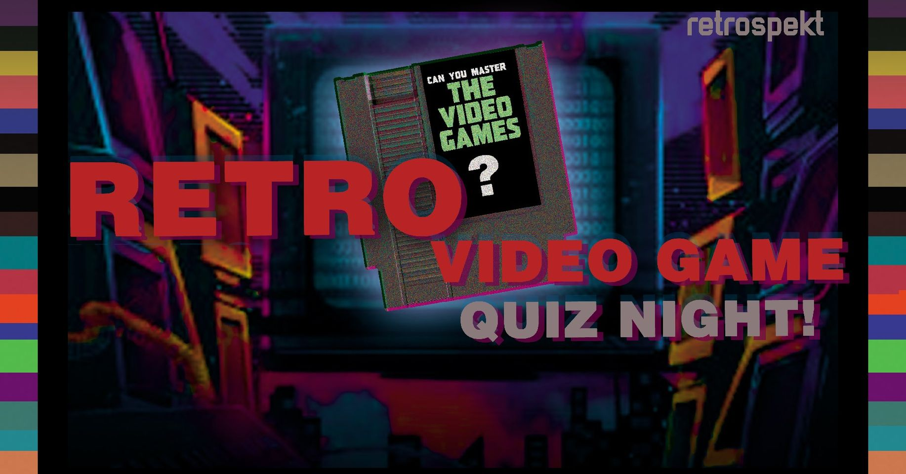 Retrospekt's Retro Games Quiz Night 2020