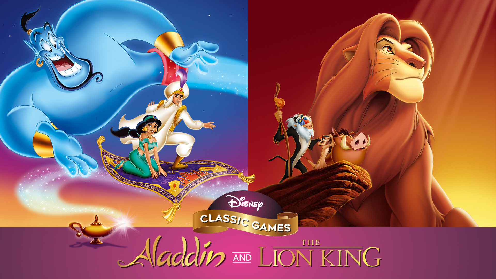Disney Classic Games: Aladdin and The Lion King – Nintendo Switch Review