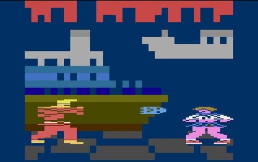 street fighter Atari2600
