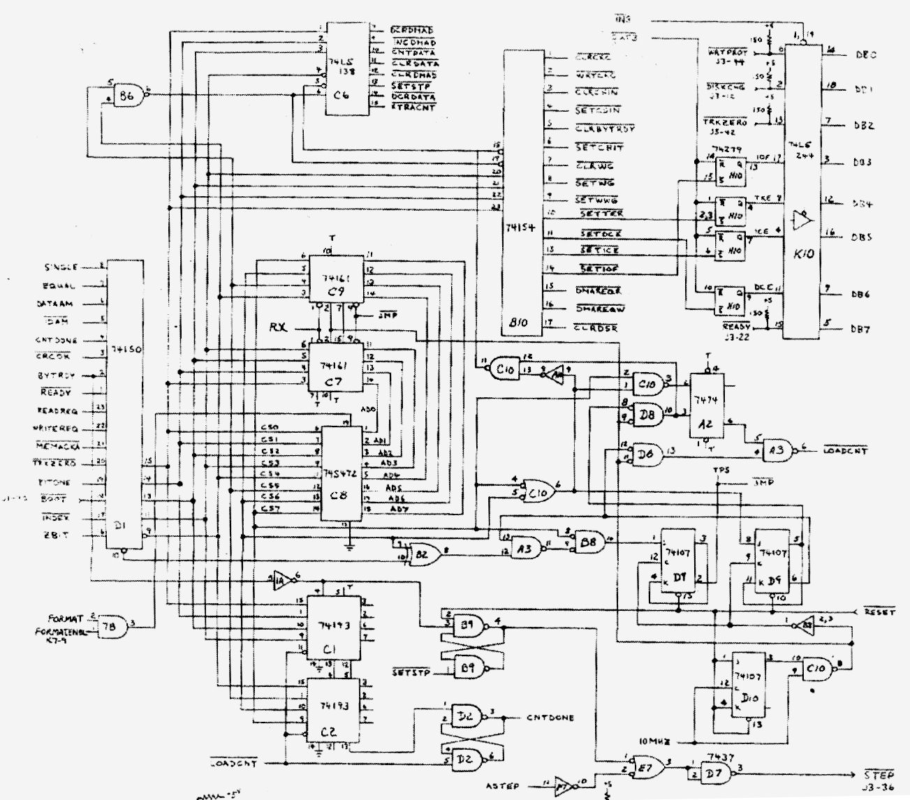 Torode S Floppy Controller And Its History