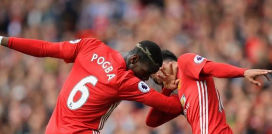 I feel good playing with him – Pogba tells Mourinho his preferred midfield partner