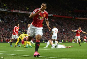 Anthony Martial tells agent to seal Man United deal – report