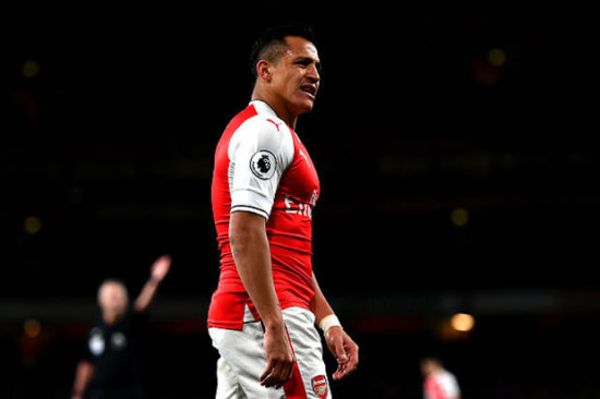 Personal terms agreed, Alexis Sanchez to complete Man United transfer in 24 hours ? report