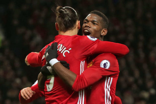 Paul Pogba wants to emulate Ibrahimovic at Old Trafford