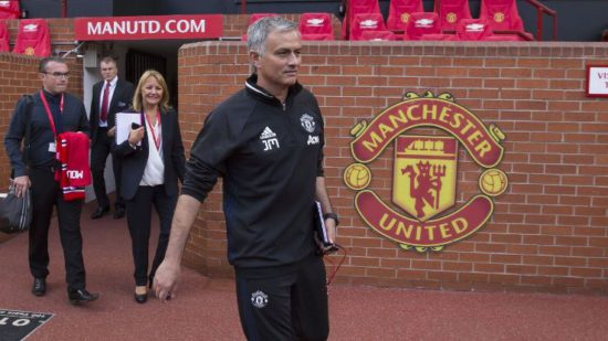 Mourinho reveals new Man United formation ahead of next season