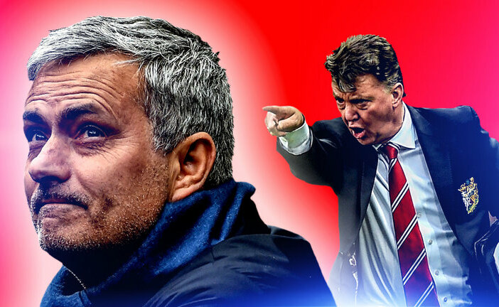 Jose Mourinho's worrying record at Old Trafford