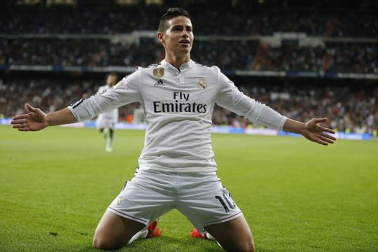 James Rodriguez to Manchester United transfer takes a new twist