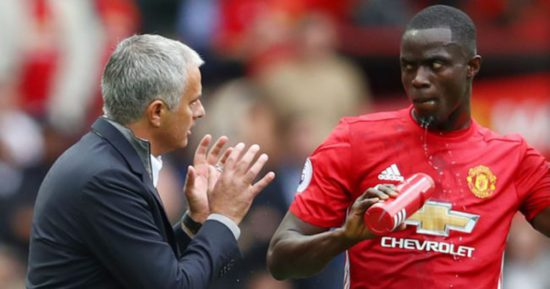 Jose-Mourinho-Eric-Bailly-Pep-Guardiola-frustrated