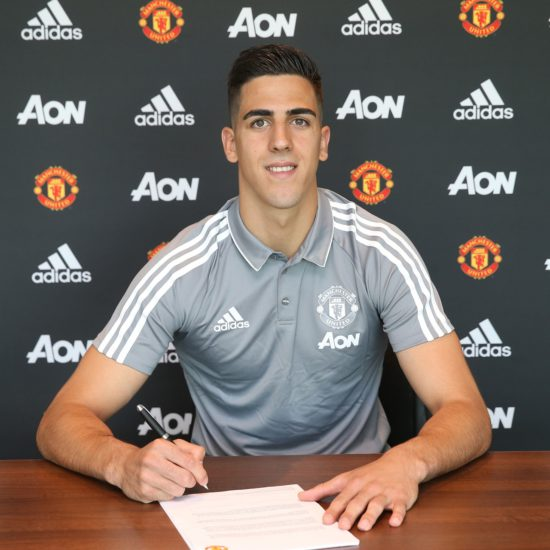 Joel Pereira pens a new deal
