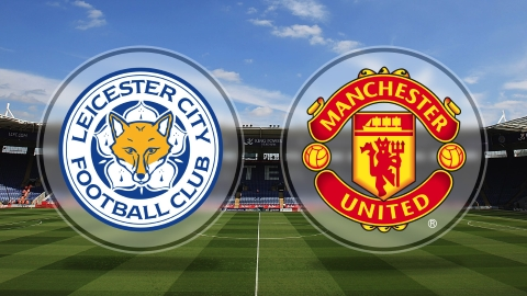 manchester vs leicester City
