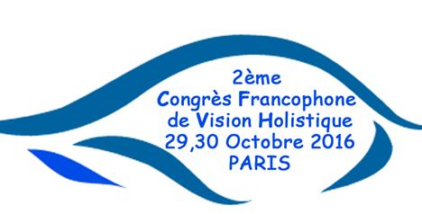 2ème congrès francophone de vision holistique