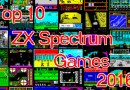 Top Ten ZX Spectrum Games of 2016
