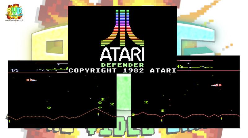Defender Atari 5200