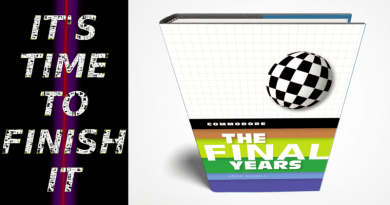 Commodore: The Final Years book