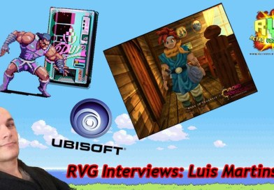 RVG Interviews: Luis Martins.