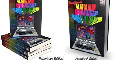 Atari 8-Bit Visual History book
