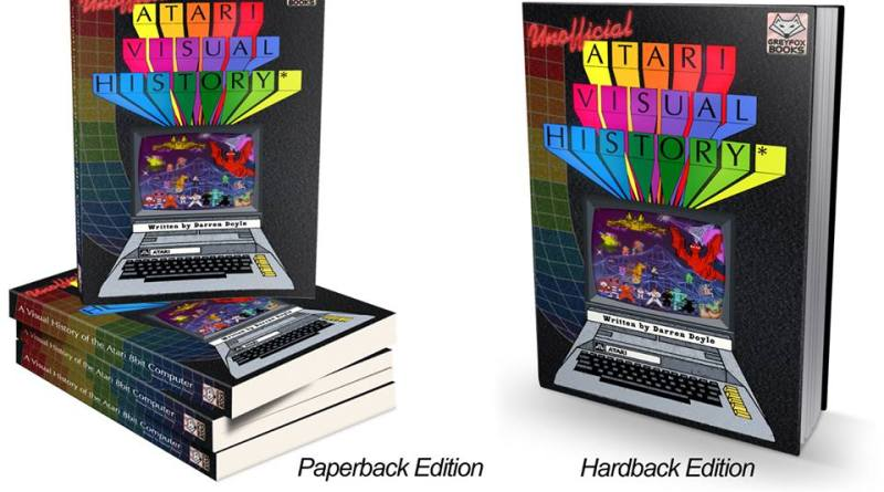 Atari 8-Bit Visual History book