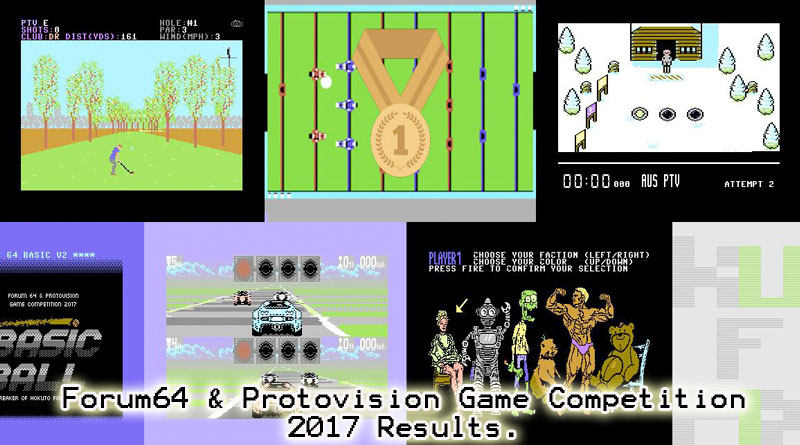 Protovision Game Competition 2017.