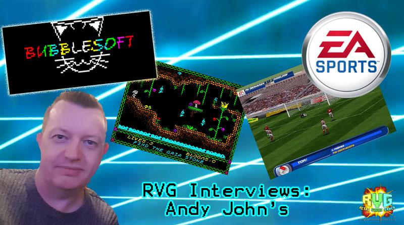 Andy John's