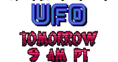 Kung Fu UFO Indiegogo launches tomorrow 18 Sept.