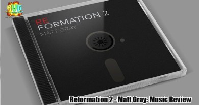 Reformation 2 – Matt Gray: Music Review.