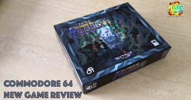 Rocky Memphis: The Legend of Atlantis – Commodore 64 New Game Review