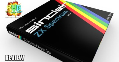 The Little Book of ZX Spectrum Games
