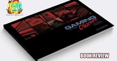 Gaming in the Obscure – Book Review.