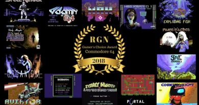 Commodore 64 Gamer's Choice Award 2018 Poll Now Open
