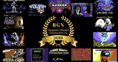 C64 Gamers' Choice 2018 Award