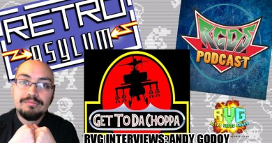 RVG Interviews: Andy Godoy.