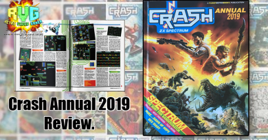 Crash Annual 2019 – Review.