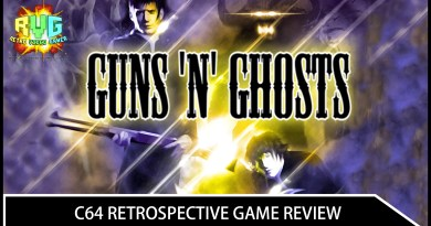 Guns 'n' Ghosts – C64 Retrospective Review.