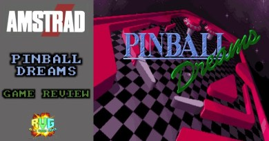 Pinball Dreams – Amstrad CPC Game Review.