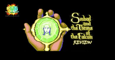 Sinbad and the Throne of the Falcon – C64 Review.