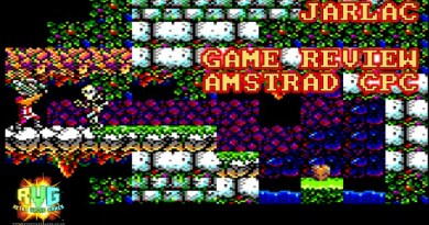 Jarlac – Amstrad CPC New Game Review.