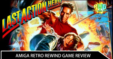 Last Action Hero – Commodore Amiga Retro Rewind Review