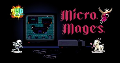 Micro Mages – NES Game Review